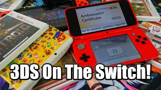These Nintendo 3DS Gaṁes NEED To Be On The Switch!
