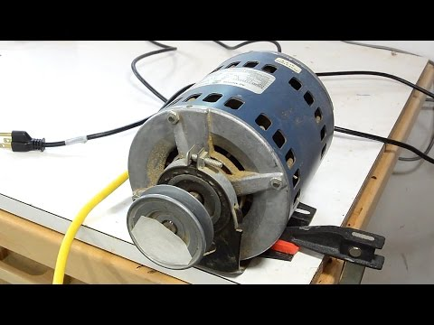 How induction motors work