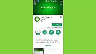How To Extract Apps On Android