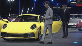 World Premiere of the all new Porsche 911 - Lines 911 and 718 - LIVE