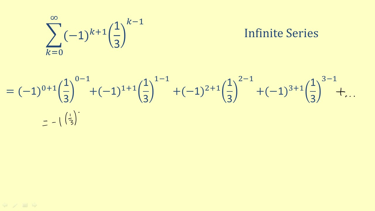 Lo 116 write the infinite series in expanded form youtube lo 116 write the infinite series in expanded form falaconquin