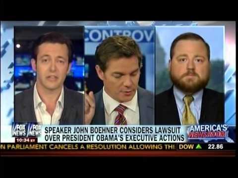 Speaker Boehner Considers Lawsuit Over President Obama's Executive Actions - America's Newsroom