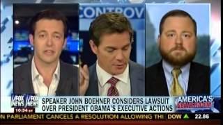 Speaker Boehner Considers Lawsuit Over President Obama
