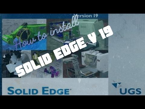 solid edge v18  full version free