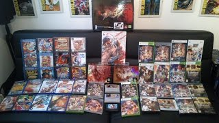 My Street Fighter Collection