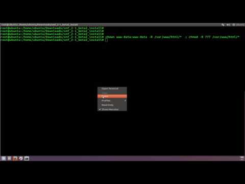 How To install Simple Machines Forum SMF with Nginx web server on ubuntu 16