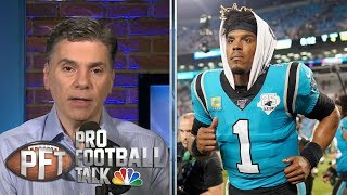 Should the Panthers stick with Kyle Allen over Cam Newton? | Pro Football Talk | NBC Sports