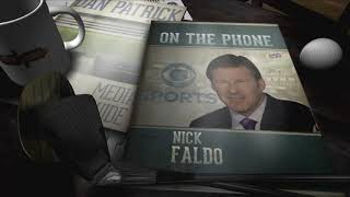 CBS Sports' Nick Faldo Talks Masters, Tiger, & More w/Dan Patrick | Full Interview | 4/15/19