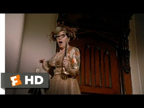 Clue 19 Movie CLIP  Over His Dead Body 1985 HD