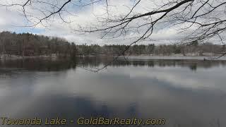 Towanda Lake Video 1