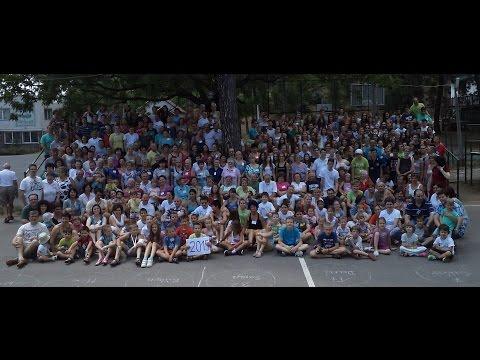 A Debrecen-Nagyerdei Református Gyülekezet 20. többgenerációs nyári tábora Sátoraljaújhelyen - 2015