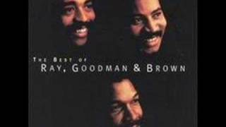 Ray Goodman & brown - How Can Love So Right (Be So Wrong)