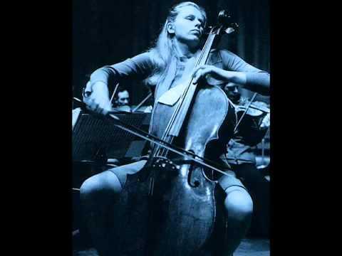 Bruch / Jacqueline Du Pré, 1962: Kol Nidrei, Op. 47 - Gerald Moore, Piano