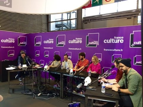 6 youtubeurs invités sur France Culture: Jhon Rachid, Ludovic Torbey, Cyrus Notrh...etc