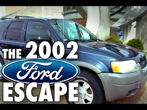 High Gear-The 2002 Ford Escape Review