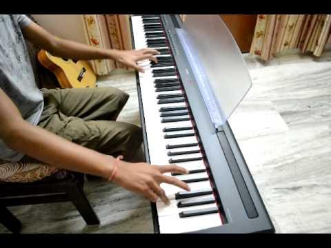 Dil Ke Jharokhe- Piano Cover- By Tushar Sharma
