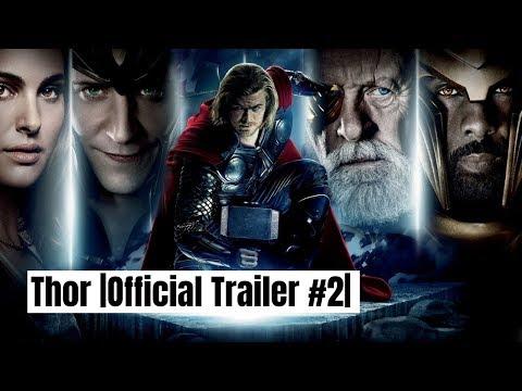 Thor -Official Trailer #2 |Full HD| 1080p | Trailer Mania |