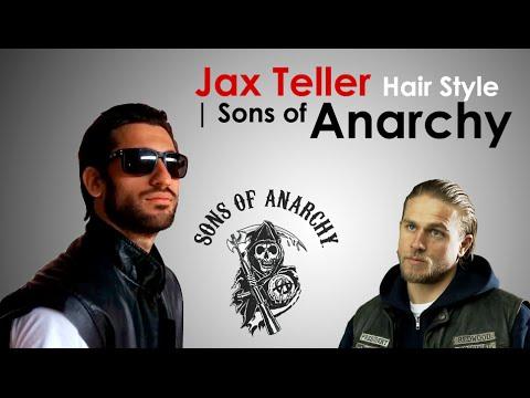 Penteado Do Jax Teller Hair Style Sons Of Anarchy