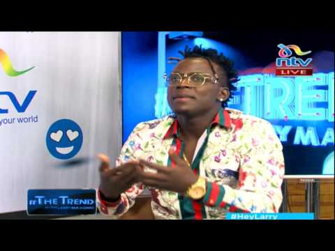 Willy Paul tells Kenyans not to judge him - #theTrend