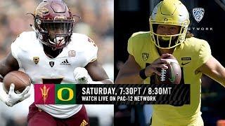 Arizona State-Oregon football game preview