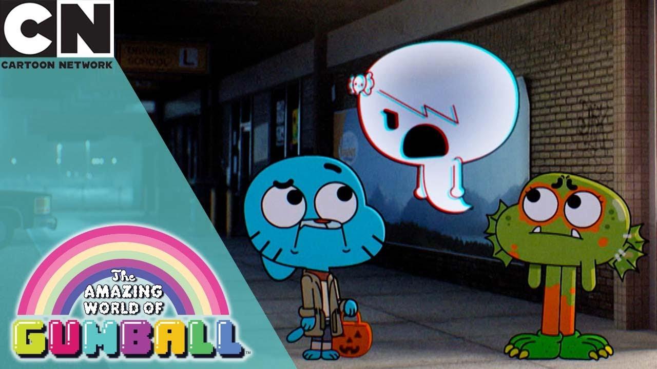 Gumball   Halloween Rebellion   Cartoon Network UK