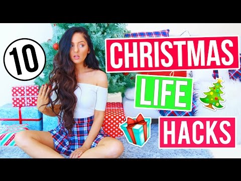 10-diy-holiday-life-hacks-you-need-to-try!-christmas-hacks-2016!-decor,-treats-+-more!