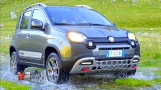 New Fiat Panda Cross 4x4 2017 - First Test Drive Off Road Only Sound