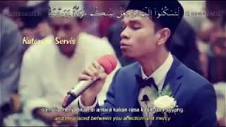 Download Lagu Muzammil Hasballah Lantunkan Quran surah Ar-Rum (30): 21 Di Hari Pernikahannya mp3
