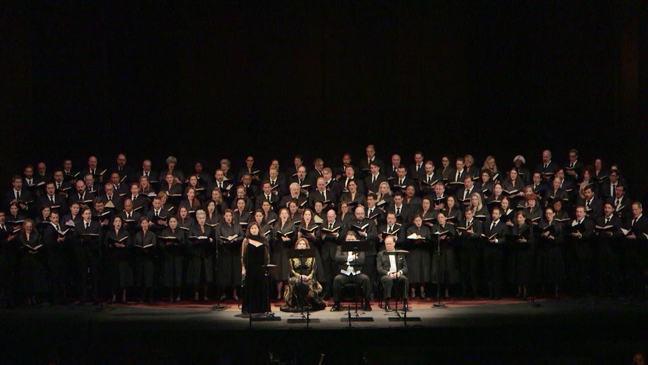 """Verdi's Requiem: """"Libera me"""""""