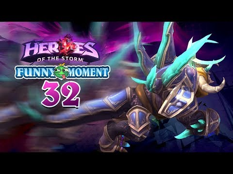 【Heroes of the Storm】Funny moment EP.32