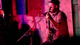 "William Elliott Whitmore ""Dry"" - Brixton Windmill, 17/10/2011"
