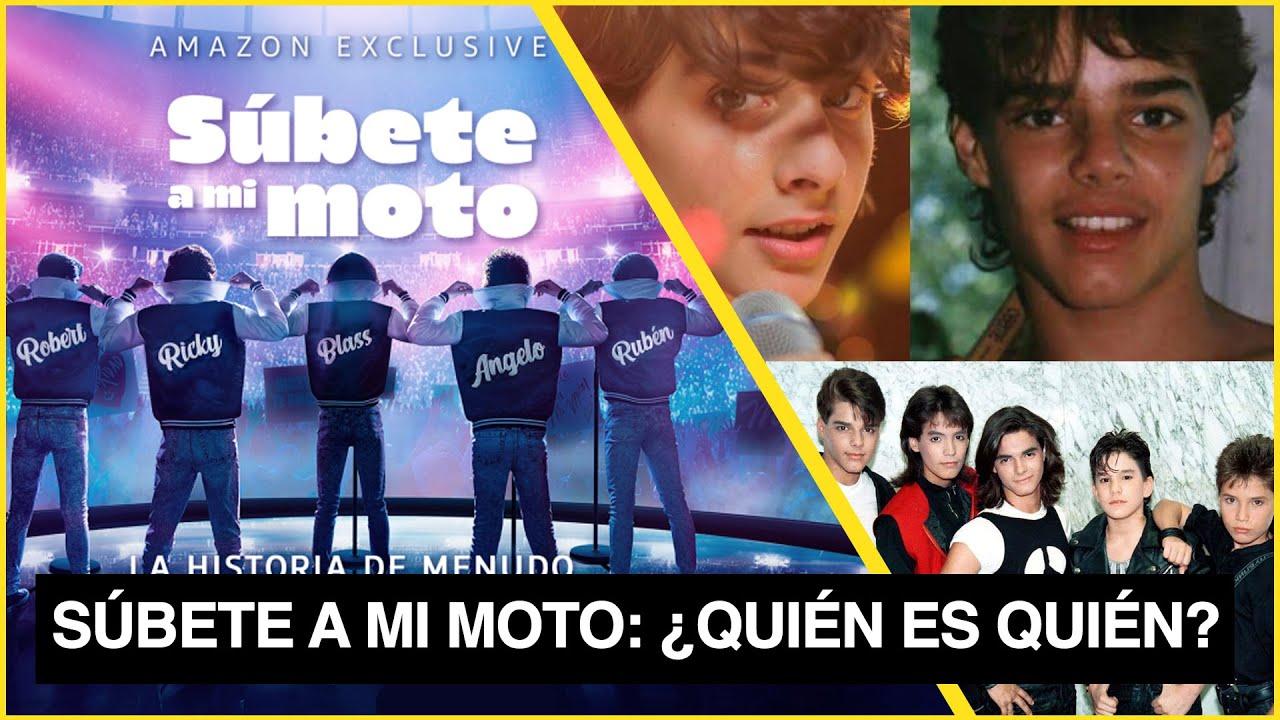 Subete A Mi Moto Quien Es Joselo Vega En La Serie De Menudo Actitudfem
