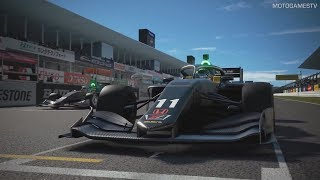 Gran Turismo Sport - Dallara SF19 Super Formula Unveiled Trailer
