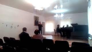 (Соната)(Г.Телеман)(17 Sayli Usaq Musiqi Mektebi)(Balaoqlanov Orxan)(4- Cu Sinif)