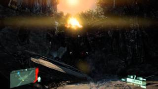 Crysis 2 Walkthrough: Mission 19, Part 4: THE FINALE, Destroying the Litho-Ship (in 1080p HD)