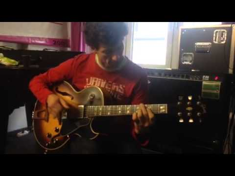 What a difference a Day makes (Chord Melody - Thomas Langer - Jazz ...