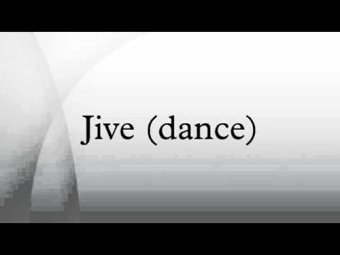Jive (dance)