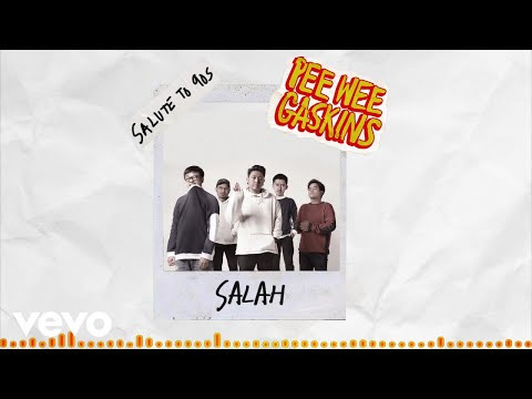 Pee Wee Gaskins - Salah (Official Audio Video)