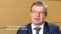 Antti Rantakangas: Biotalousyritysten T&K rahoitus turvattava