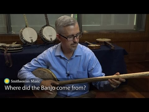 Greg Adams on where the Banjo came from