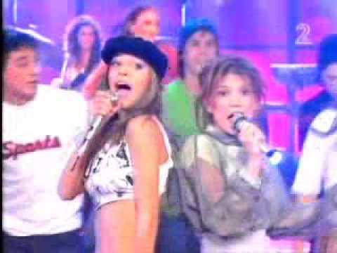 Rebelde Way en Israel 2003- Sera porque te quiero en dudu topaz