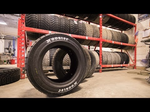 GRAVEL RALLY TIRES - what makes them special?