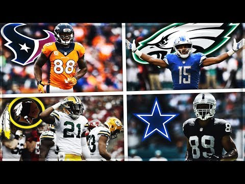 Ranking ALL Of The NFL Trades This Window | You'll Be Shocked At Number 1 (No Clickbait)