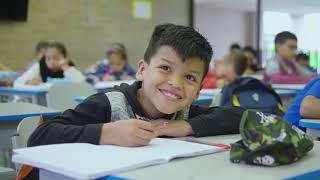 Peñalosa entrega el nuevo colegio Rogelio Salmona en Ciudad Bolívar