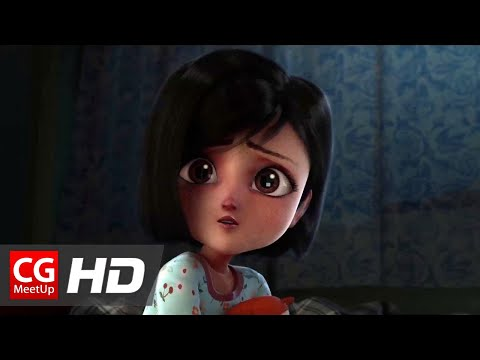 "CGI 3D Animated Short Film HD: ""Horror Short Film"" by Riff and Alternate Studio"