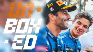 McLaren Unboxed | The Perfect Weekend | #ItalianGP