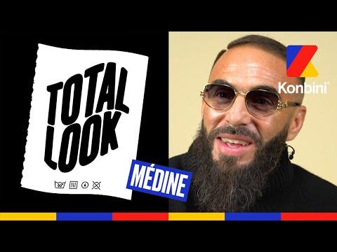 Youtube: Médine:«En style je reviens de loin, avant je portais des pantacourts» l Total Look l Konbini