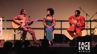 2011 F.A.C.E list Awards pt 1: Intro by Miss Universe (Mpule) and Performance by Janelia