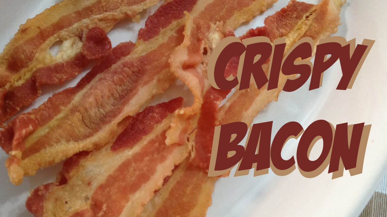 How To Make Crispy Bacon In Microwave With No Crisp Plate, No Mess, No  Smell #fastmicrowave