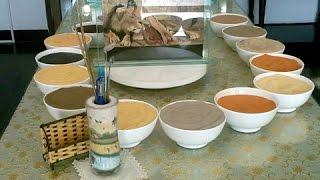 Sand Art of Vietnam in Phan Thiet Studio